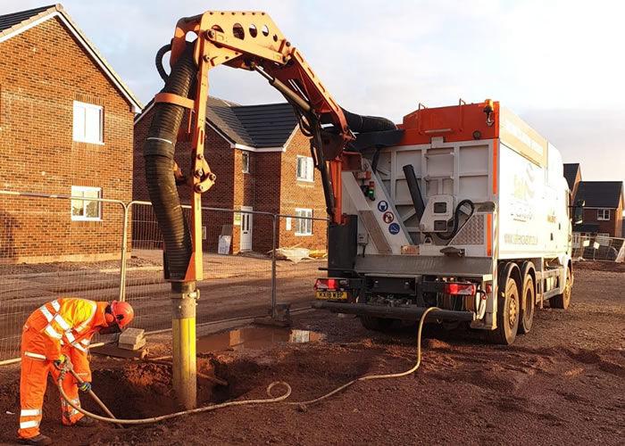 Compact Vacuum Excavators